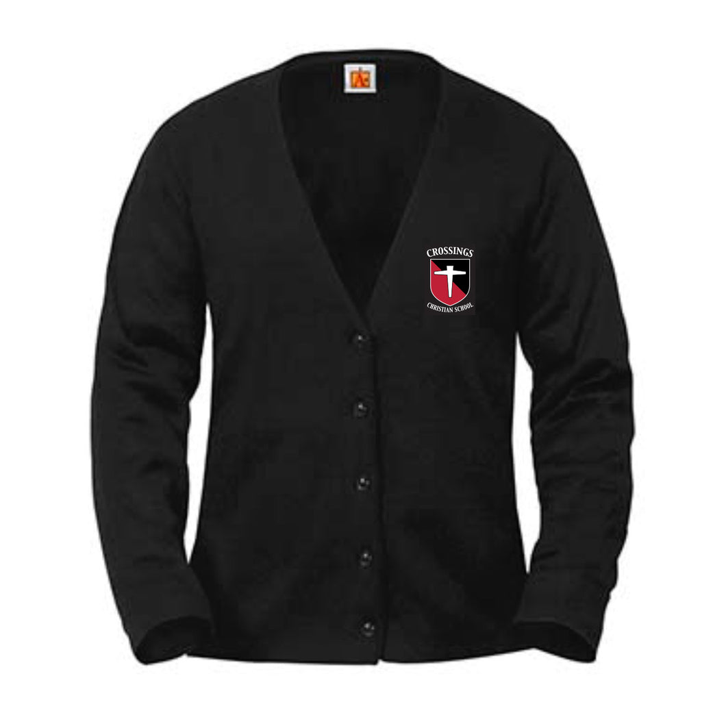 CCS Shield Cardigan