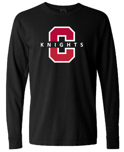C Knights Long Sleeve Shirt