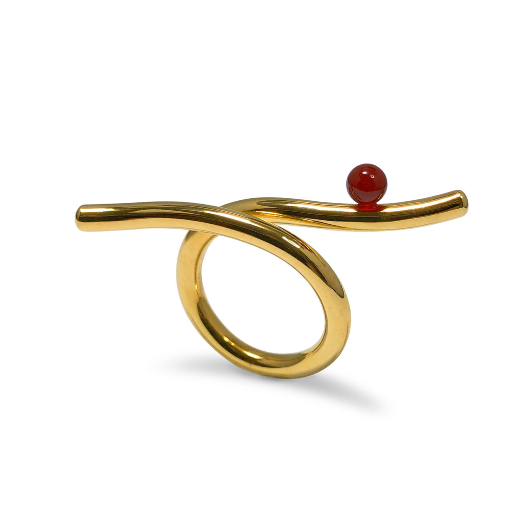 Paralex Ring in Gold