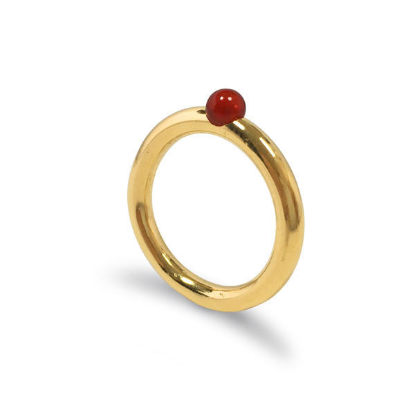 The 'Rudolph' Ring in Gold