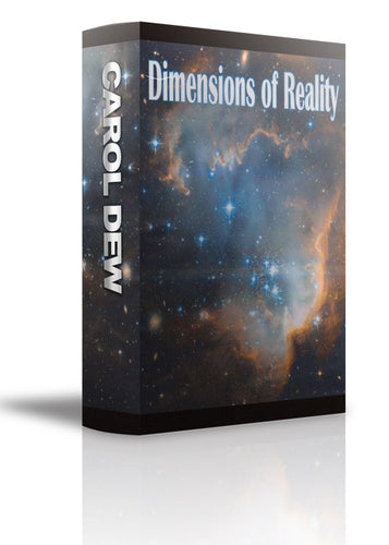 Dimensions Of Reality - CD