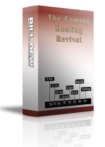 The Coming Healing Revival - CD