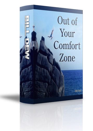 Out of Your Comfort Zone - MP3