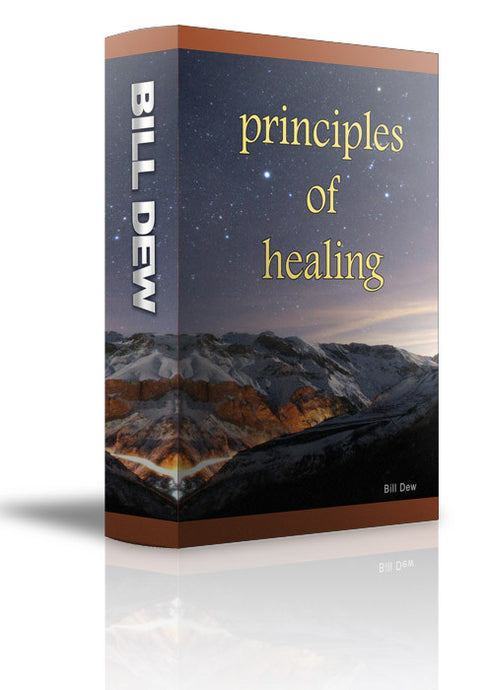 Principles of Healing - CD