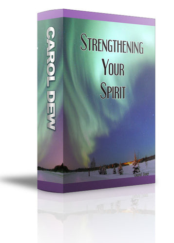 Strengthening Your Spirit - MP3