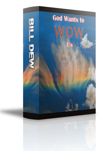 God Wants to Wow Us - CD