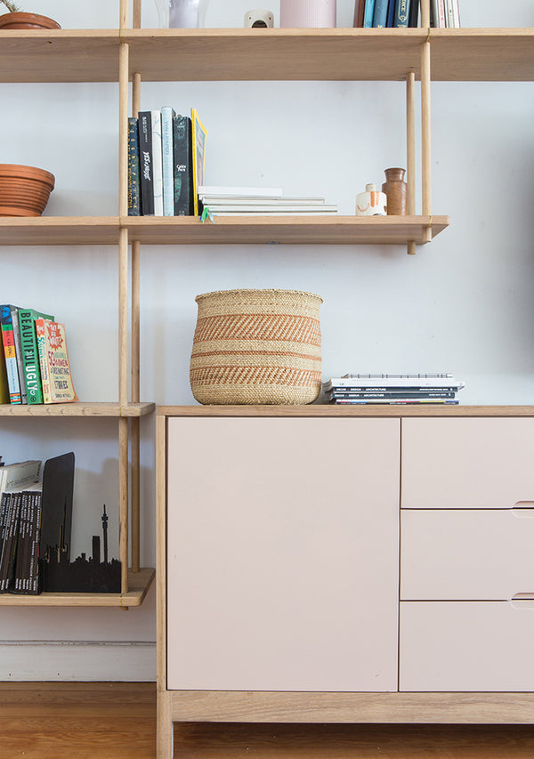 Wooden Shelves - Wooden Cupboards - Wooden Drawers - Pedersen + Lennard