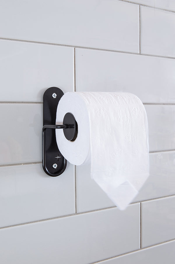Bathroom Tissue Holder - Pedersen + Lennard