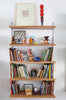 Upside Down Book Shelves - Pedersen + Lennard