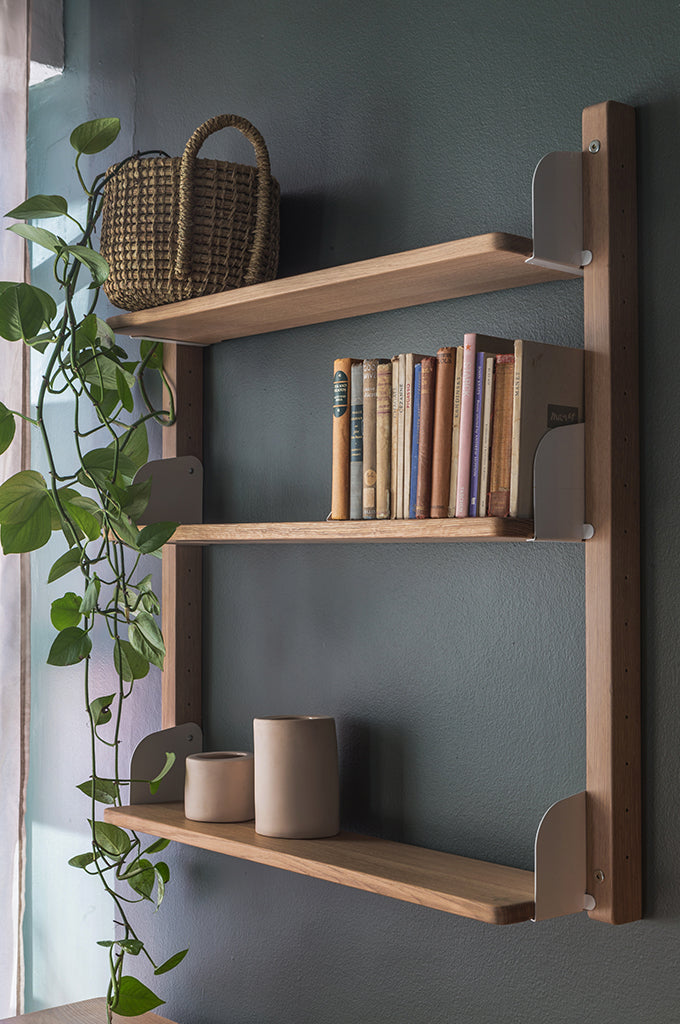 Wall Wooden Shelves - Pedersen + Lennard