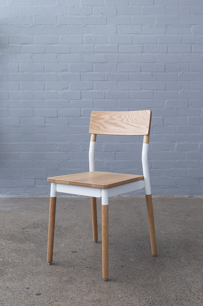 Firenze Wooden Chair - Pedersen + Lennard