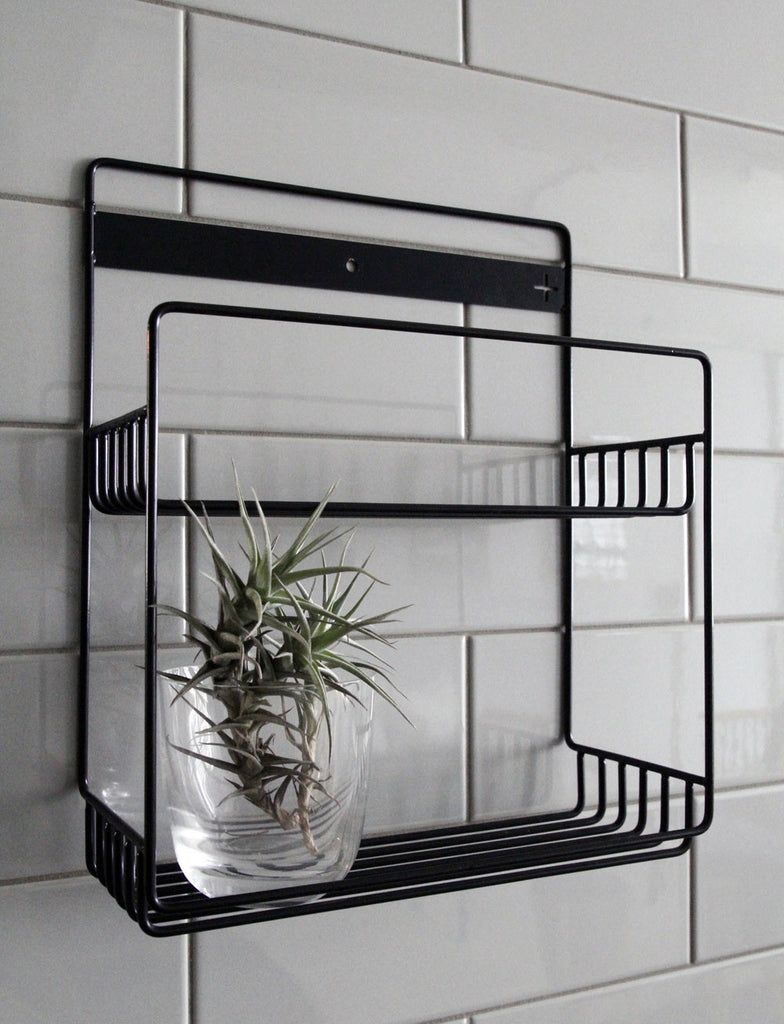Wire Shelf - Pedersen + Lennard