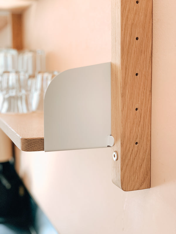 Flank Desk Shelf - Pedersen + Lennard