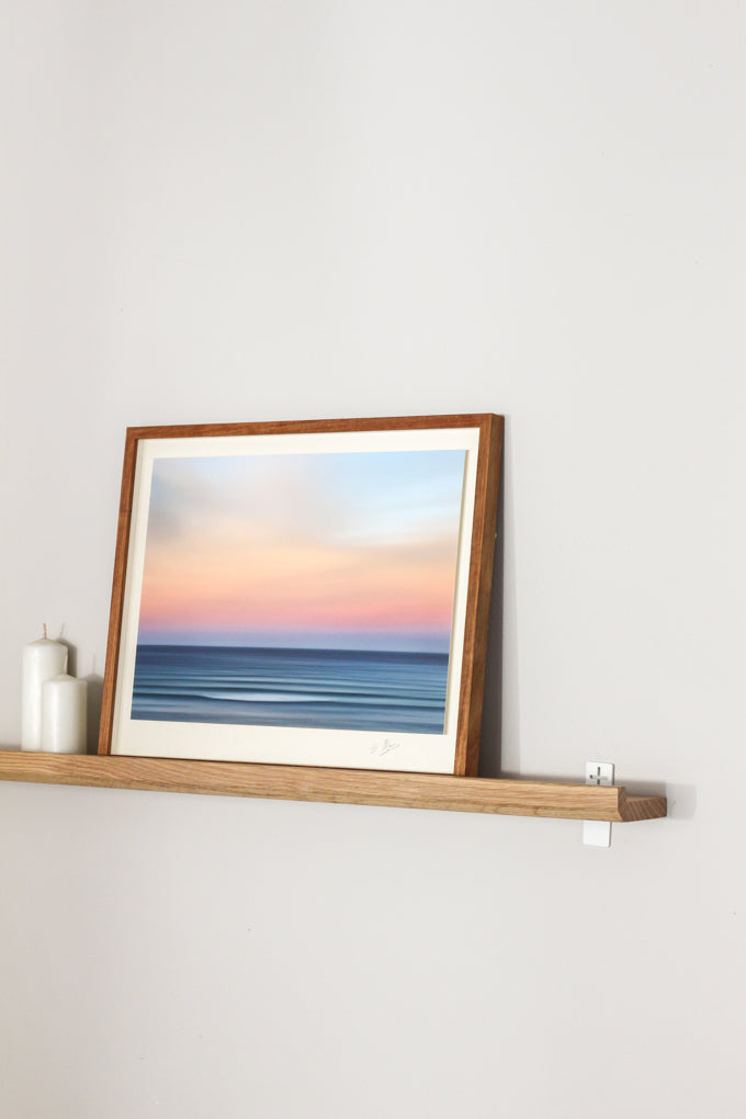 Picture Rail Shelf