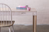 Military Wooden Chair - Military Wooden Desk - Pedersen + Lennard