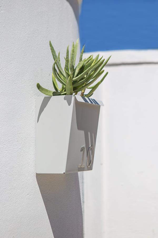 Grow One: House Number Planter