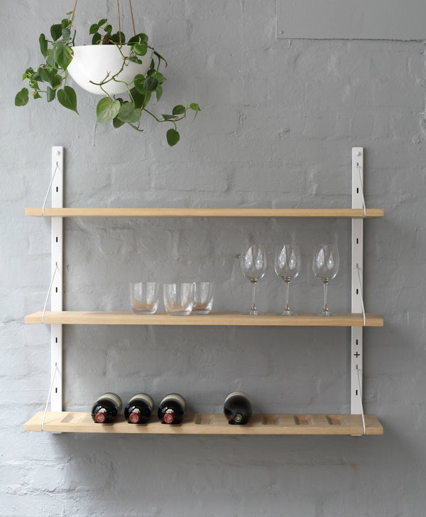 Deluxe Wine Shelf