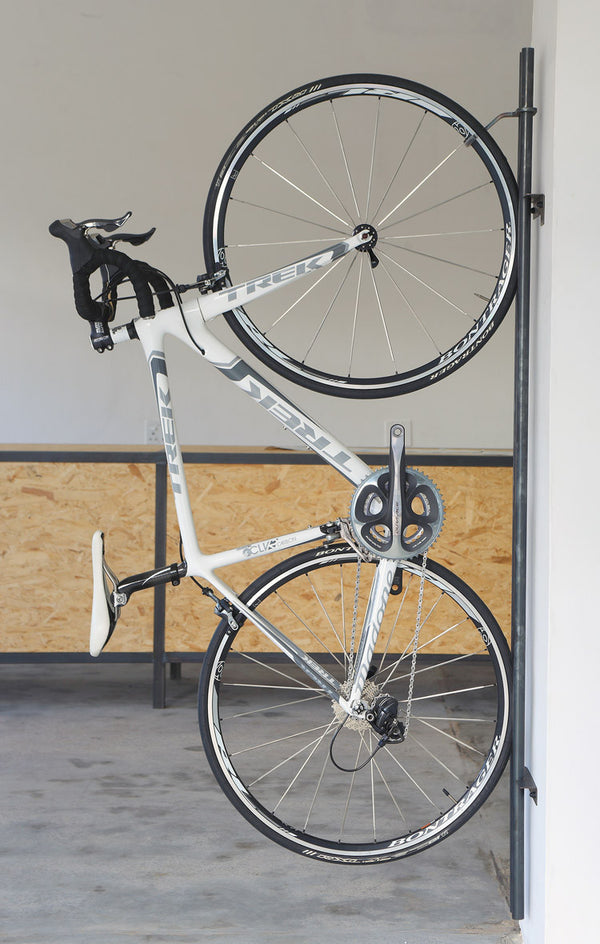 Vertical Bike Rack - Pedersen + Lennard