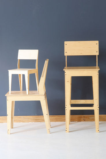 Ingvar Kids Chair - Pedersen + Lennard