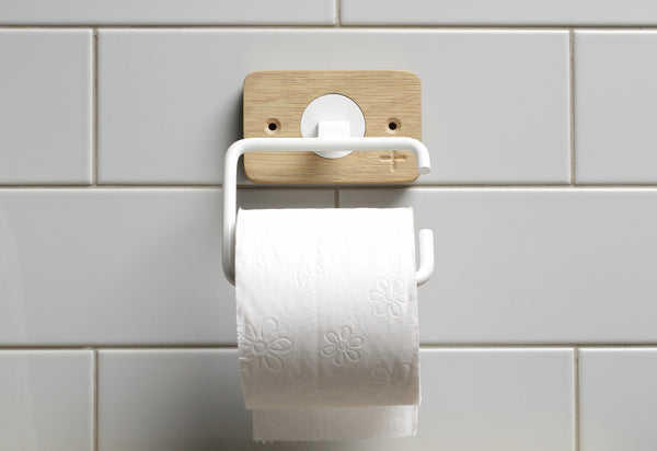 Deluxe Toilet Roll Holder - Pedersen + Lennard