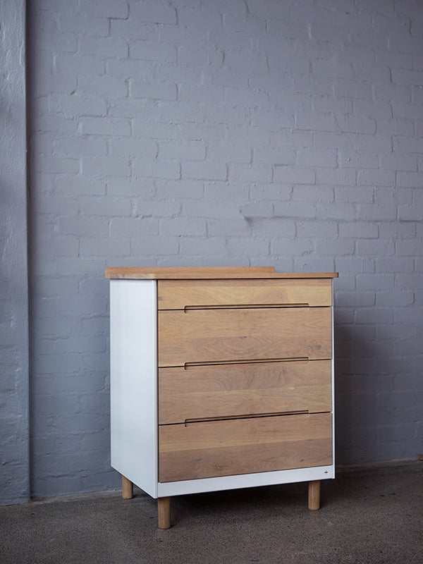 Wooden Chest of Drawers - Pedersen + Lennard