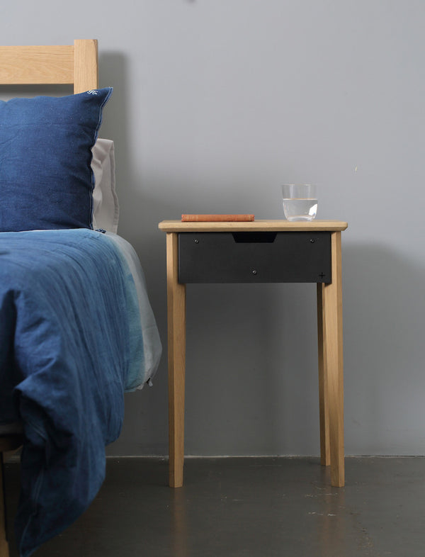 Huguenot Bedside Table
