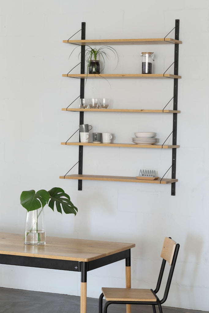 Deluxe Shelving System 5 Tier