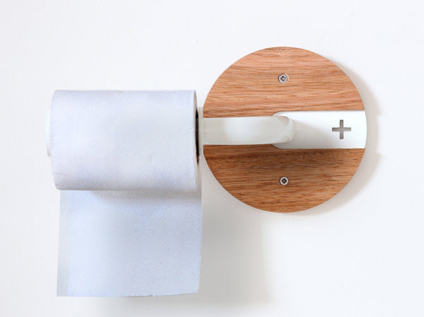 KPA Toilet Roll Holder - Pedersen + Lennard