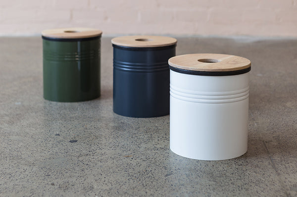 Bathroom Bin - Designer Furniture South Africa - Pedersen + Lennard