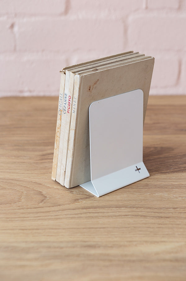 Metal Bookend - Pedersen + Lennard
