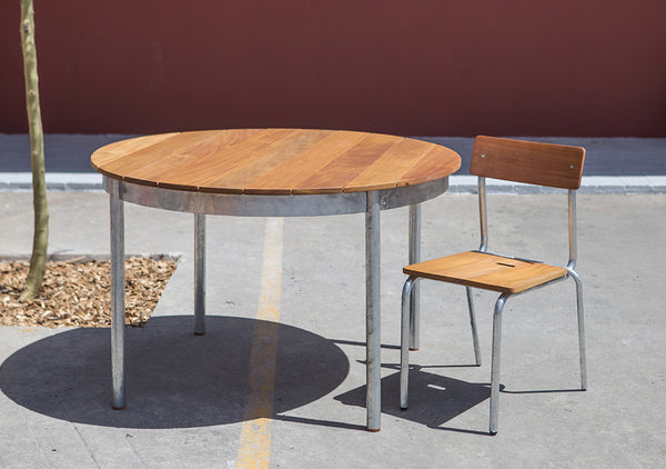 KPA Outdoor Round Table - Pedersen + Lennard