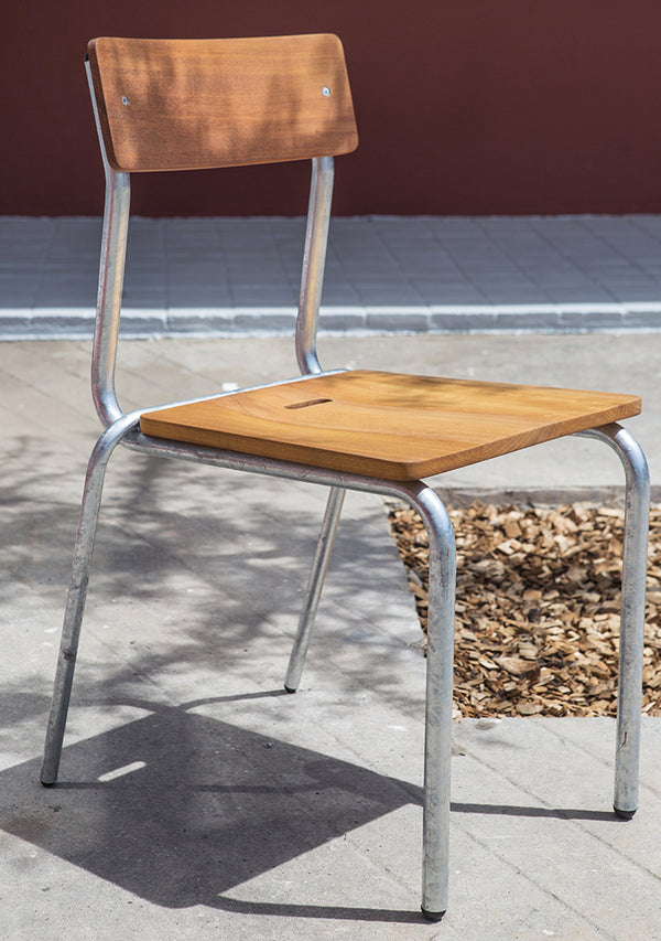 KPA Wooden Outdoor Chair - Pedersen + Lennard