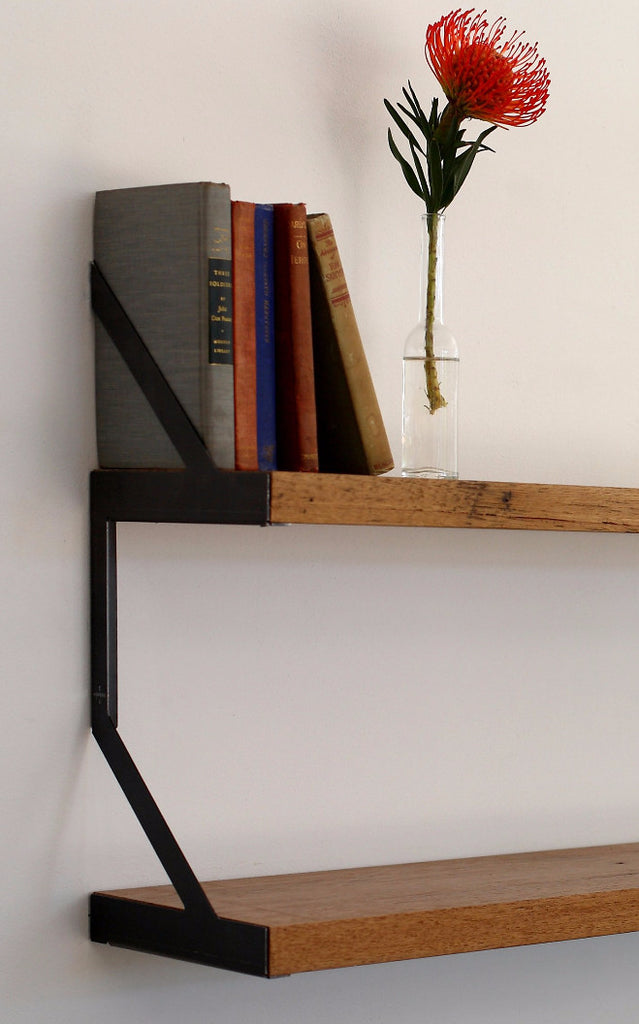 Upside Down Shelf
