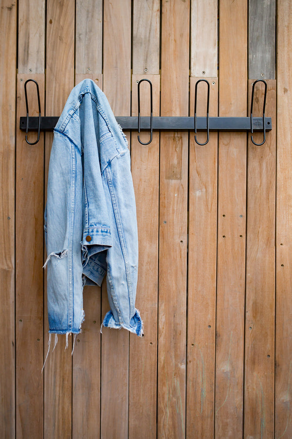 5 Rack Clothes Hook - Pedersen + Lennard