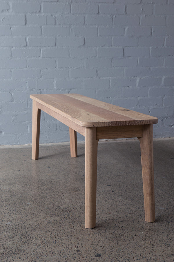 Escarpment Wooden Bench - Pedersen + Lennard