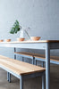 KPA Wooden Bench  - KPA Wooden Table - Pedersen + Lennard