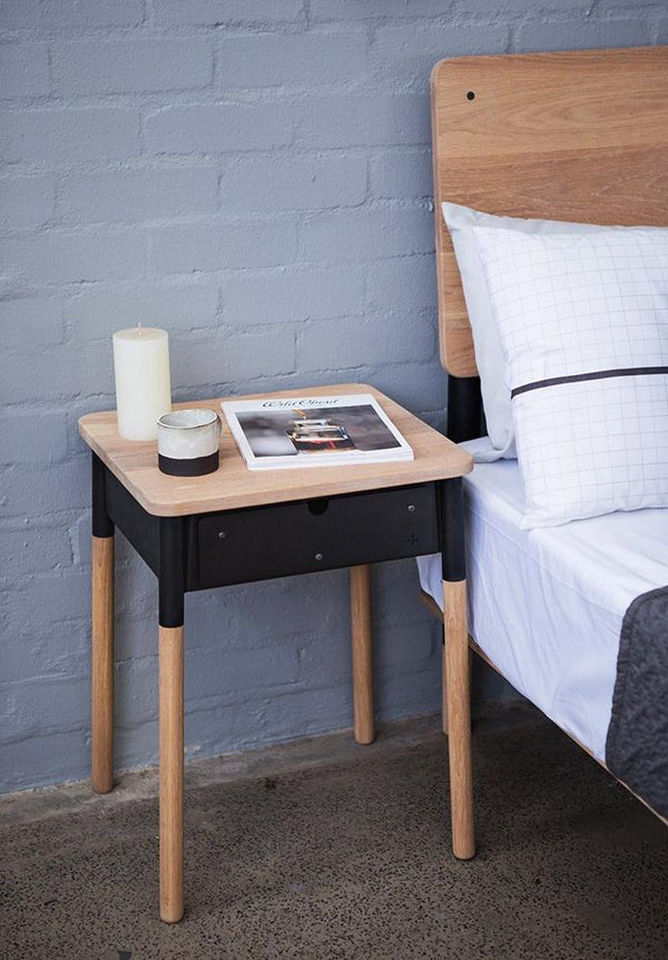 Firenze Bedside Table - Pedersen + Lennard