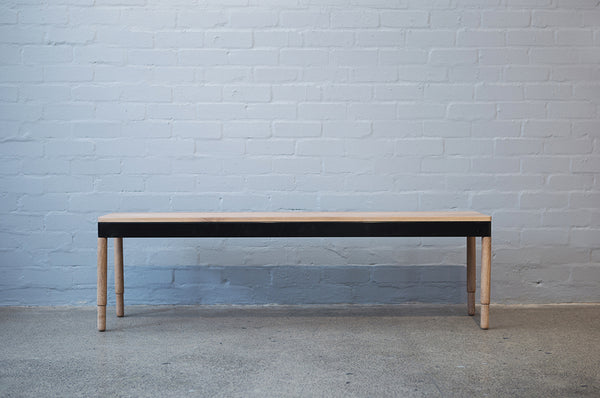 Military Wooden Bench - Pedersen + Lennard