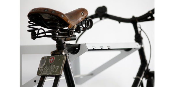 Bike Shelf - Bike Rack - Pedersen + Lennard