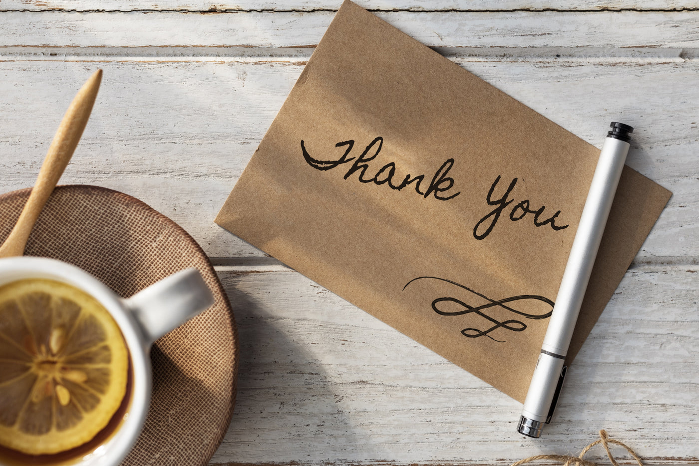 Writing the Perfect Business Thank You Note