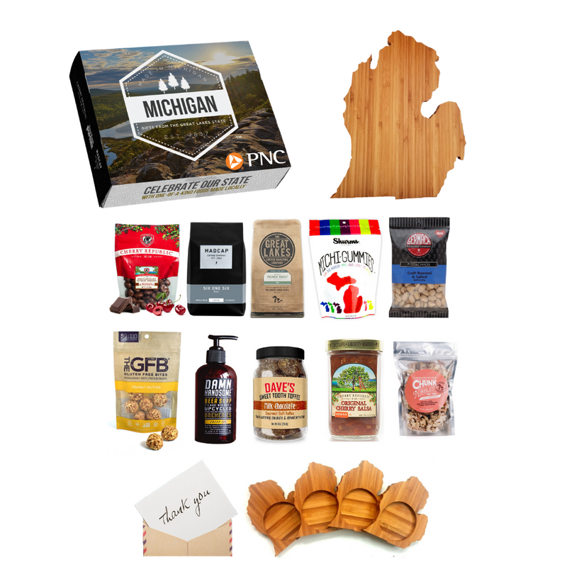 Michigan Deluxe Gift Box
