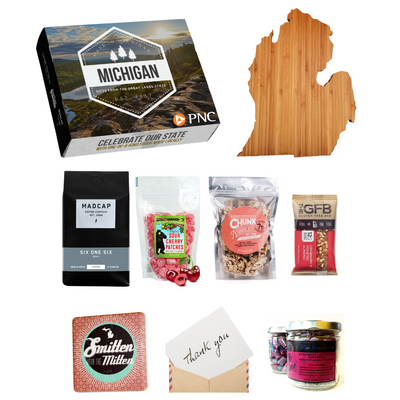 Tour de Michigan Gift Box