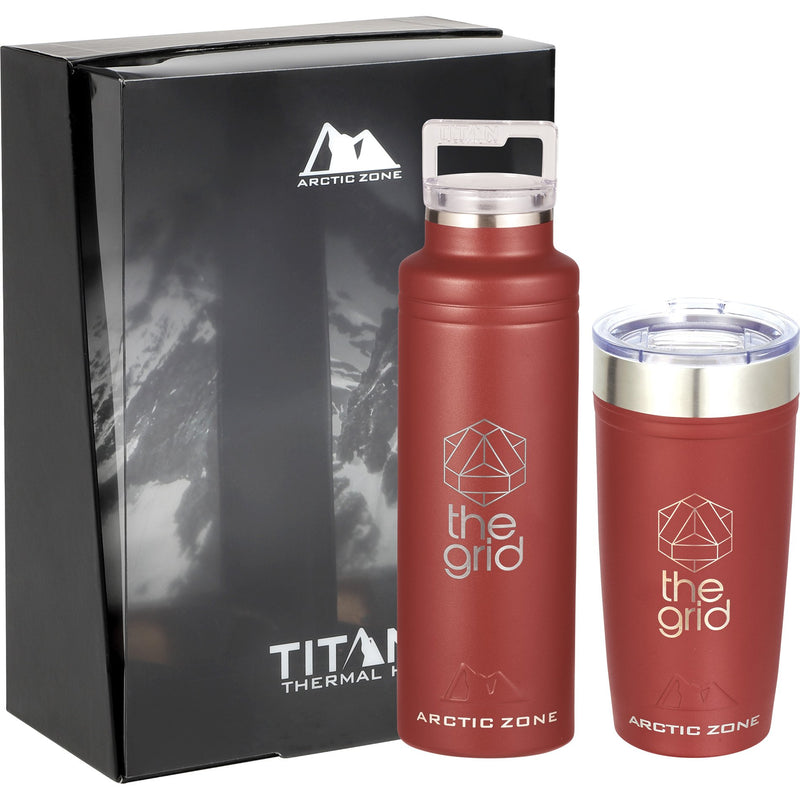 Arctic Zone® Titan Thermal HP® Copper Vac Gift Set