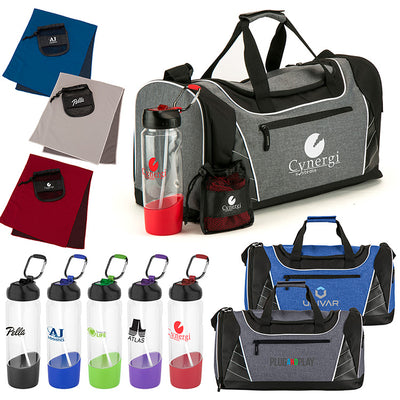 Gym Fitness Gift Set