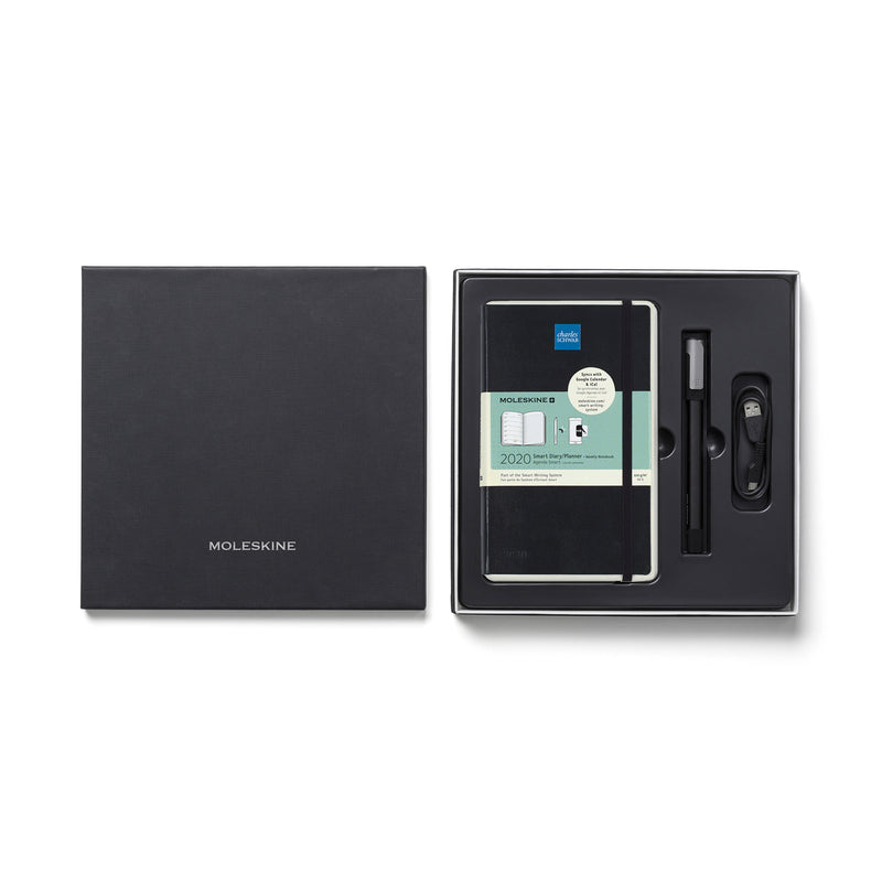 Moleskine® Smart Writing Set Ellipse - 12-Month Smart Planner