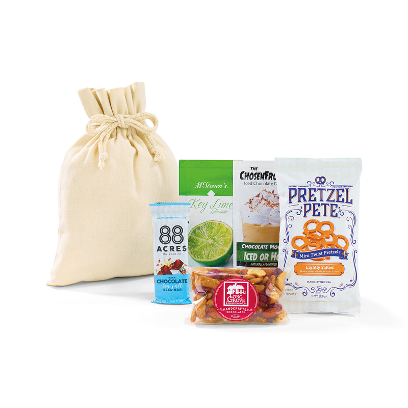 Sidney Sip & Snack Gift Tote