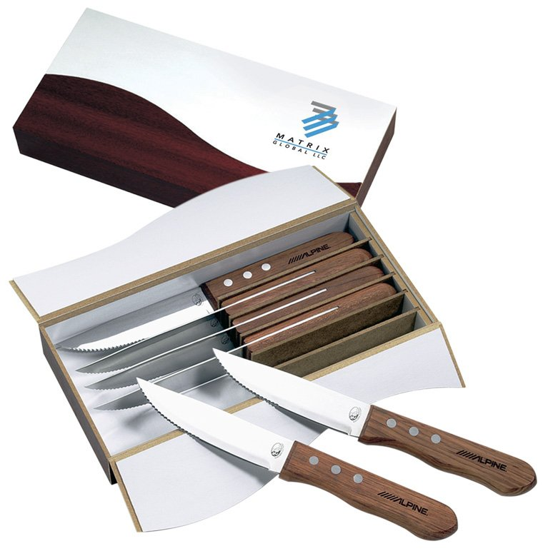 Niagara Cutlery™ Steak Knife Set