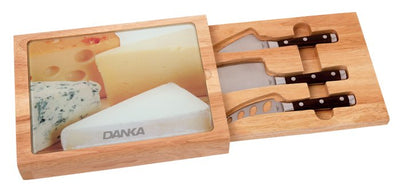 5 Piece Toma Cheese Set