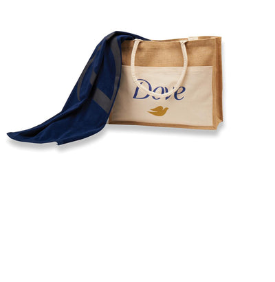 Organic & Canvas Tote™ and Towel