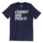 Commit And Push It T-Shirt